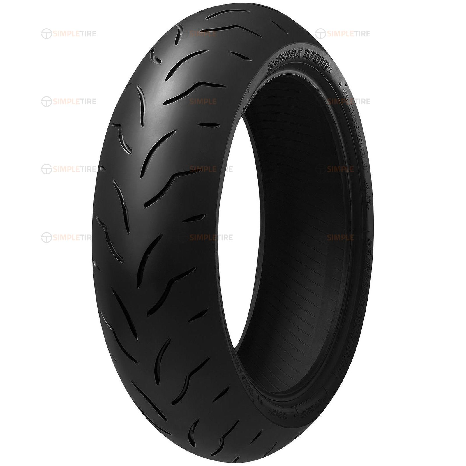 3078 190/55R17 Battlax BT016 (Rear) Bridgestone