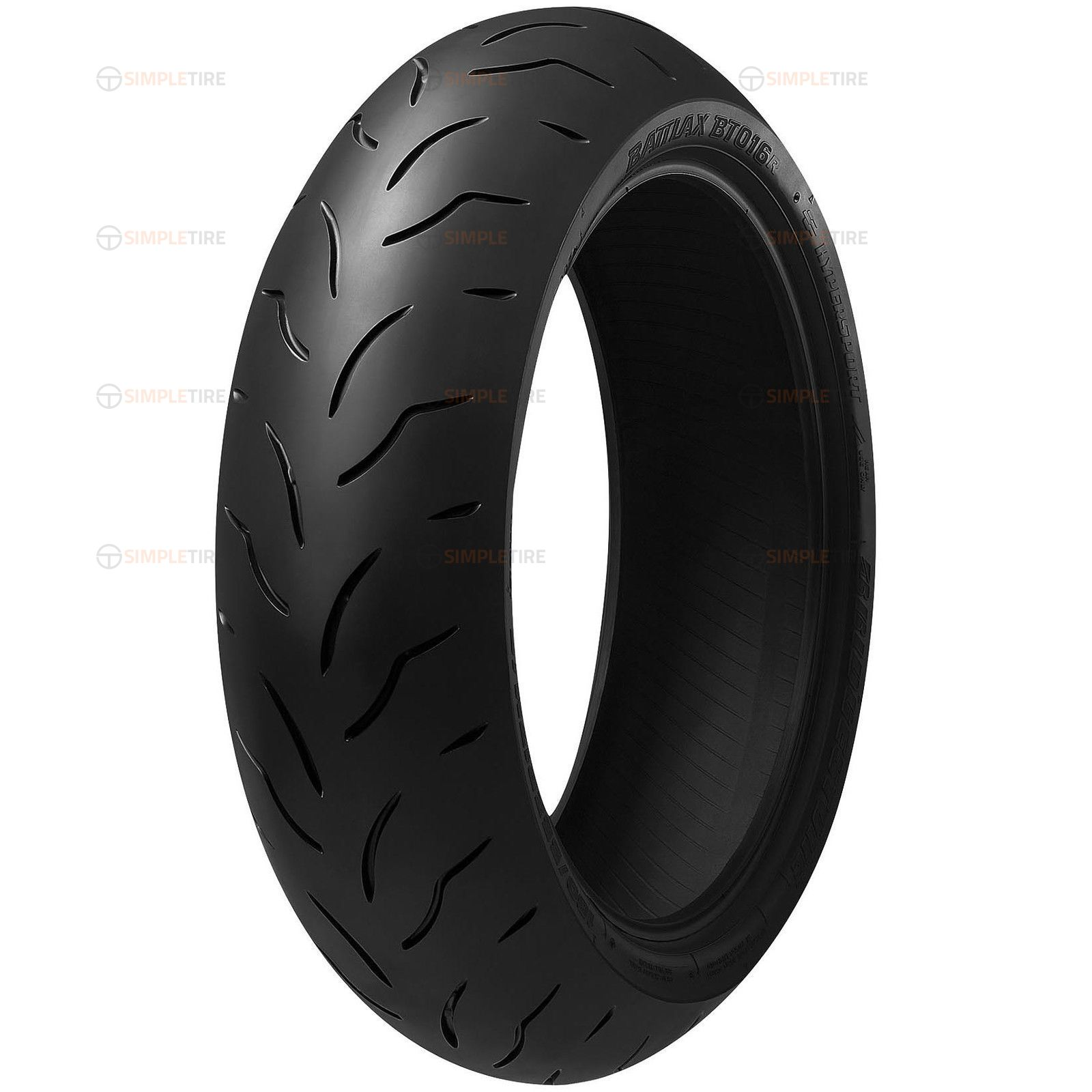 3044 190/50R17 Battlax BT016 (Rear) Bridgestone