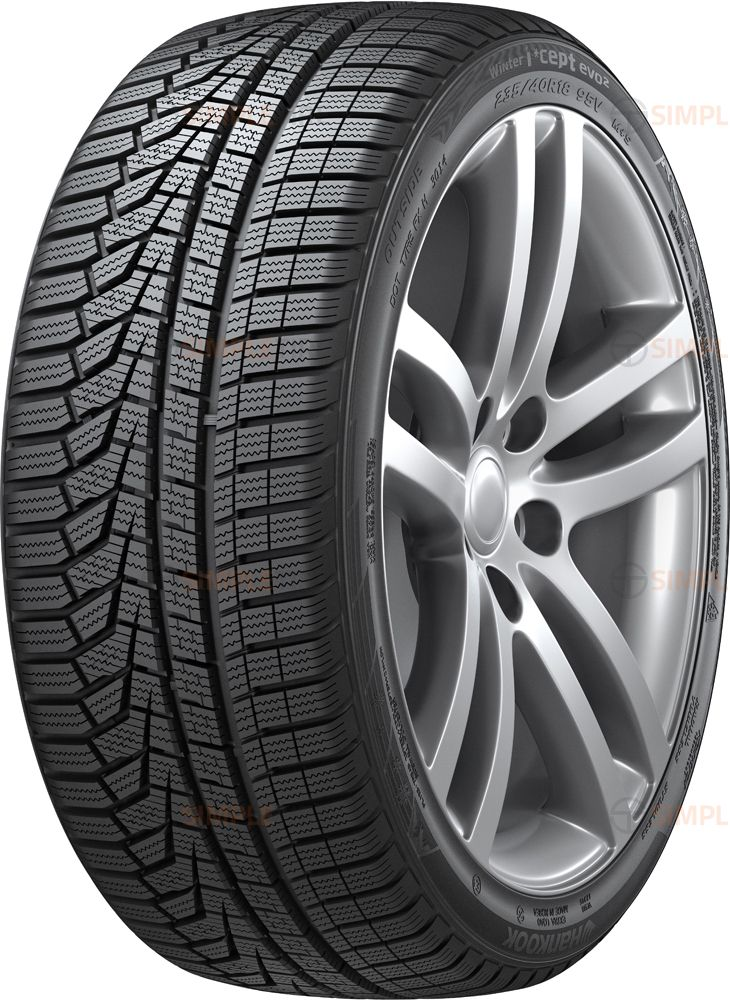 1017044 P235/45R17 Winter i*cept evo2 W320 Hankook