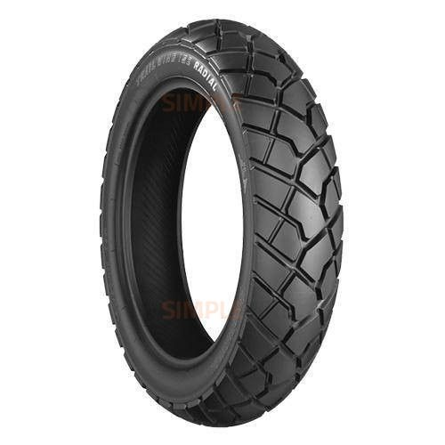 61018 130/80R17 Dual/Enduro Bias Rear TW152 Trail Wing Dual Bridgestone