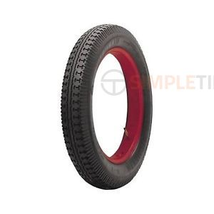512866 165/HR14 Michelin Bias Ply Coker