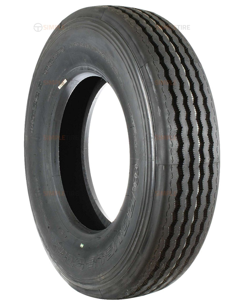 Del-Nat Double Coin RR150 285/75R-24.5 61268845