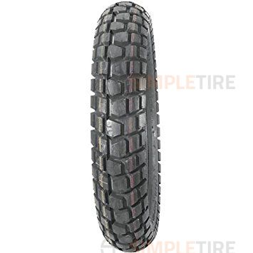 91401 130/80-17 Dual/Enduro Bias Rear TW42 Trail Wing Dual Bridgestone