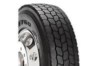 247916 285/75R24.5 M760 Ecopia Bridgestone