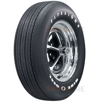 Firestone Wide Oval Radial 245/40R-18 57333