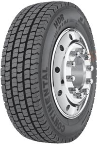 05221620000 255/70R22.5 HDR Tread B Continental
