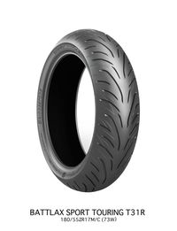 007449 160/70ZR17 Battlax T31 Sport Touring (Rear) Bridgestone