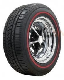 U6764310 P215/55R16 American Classic Red Universal
