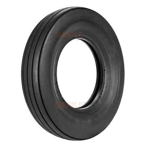 Specialty Tires of America Conventional I-1 Rib Implement Tread A 7.60/--15 FC114