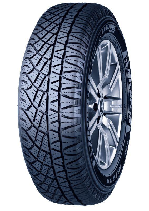 Michelin Latitude Cross P255/70R-15 458420