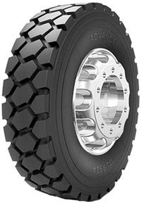 88905G 13/R22.5 Advance Radial Truck GL992A Samson