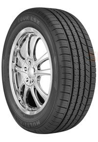 LSX88 225/55R   17 Supreme Tour LSX Multi-Mile