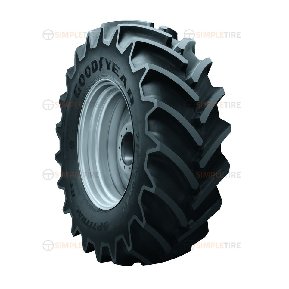 XPT5F3 1000/50R25 Optitrac Goodyear