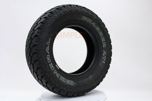 General Grabber AT2 LT265/70R-18 04503030000