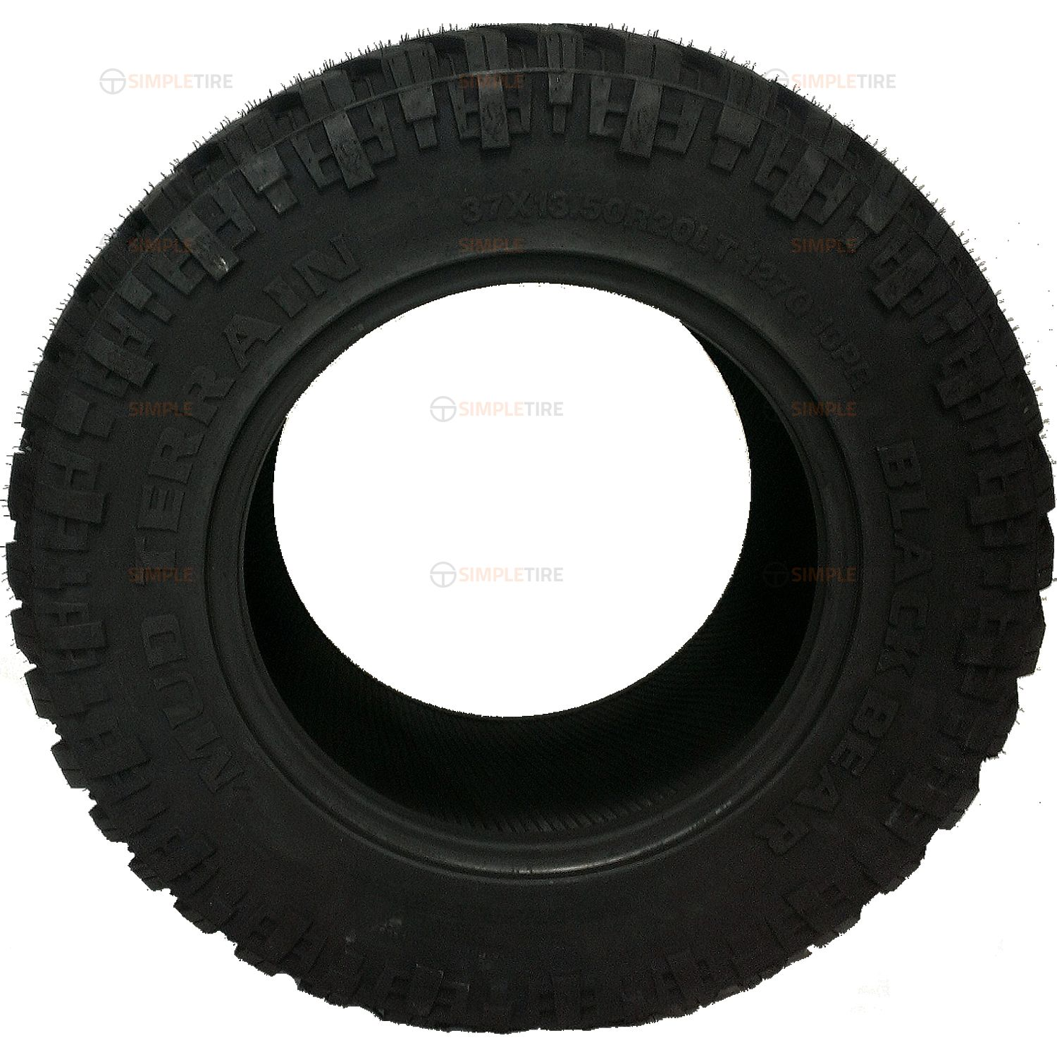 3322013737 LT37/13.5R17 Mud Terrain Black Bear