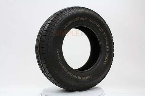 BFGoodrich Long Trail T/A Tour 255/60R-17 34456