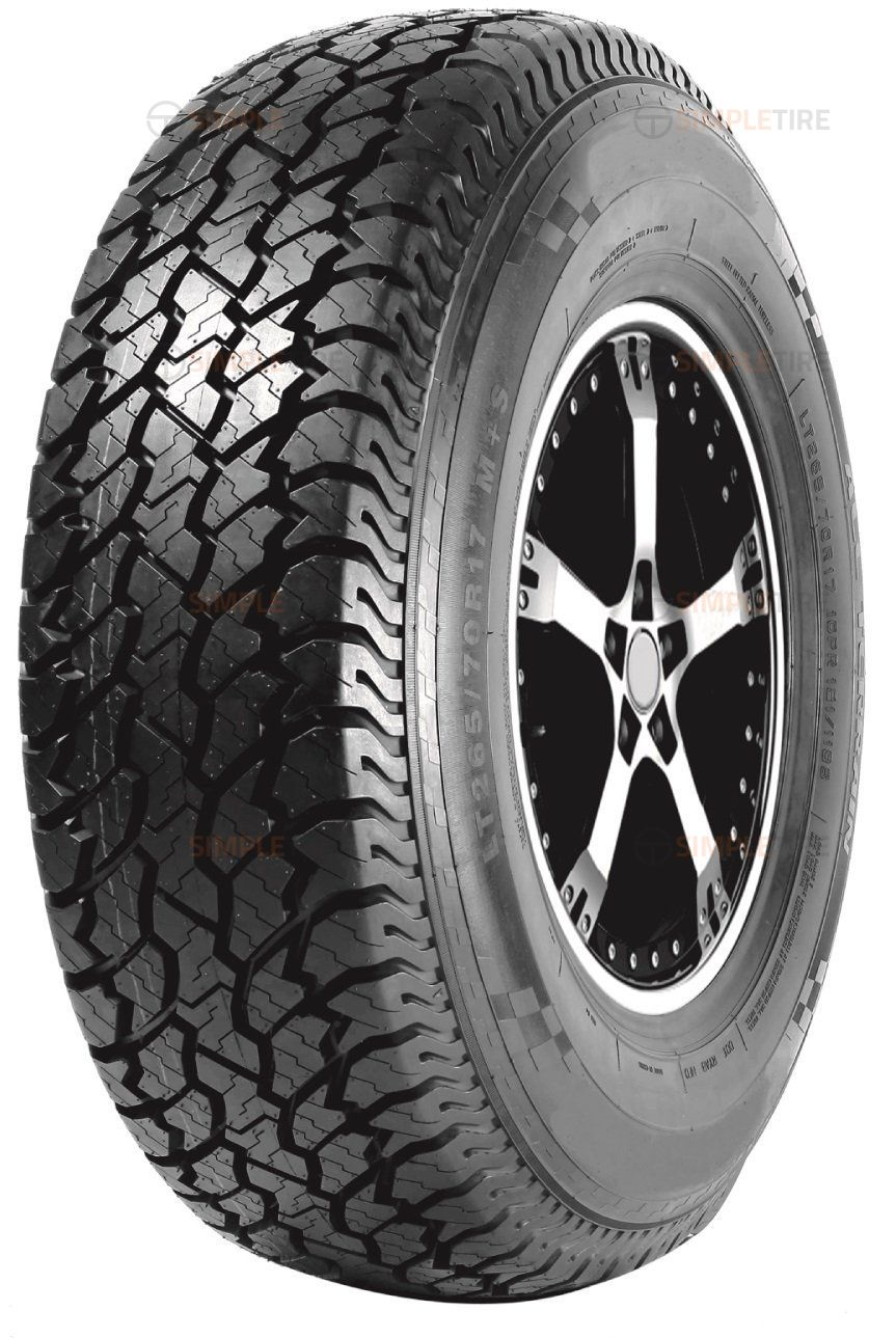 SUV42 P265/70R16 AT701 Travelstar