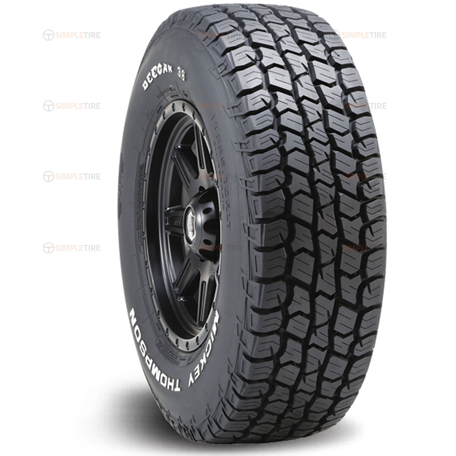 90000029947 P275/55R20 Deegan 38 A/T Mickey Thompson