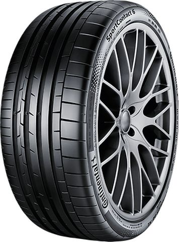 Continental SportContact 6 265/35ZR-19 03583480000