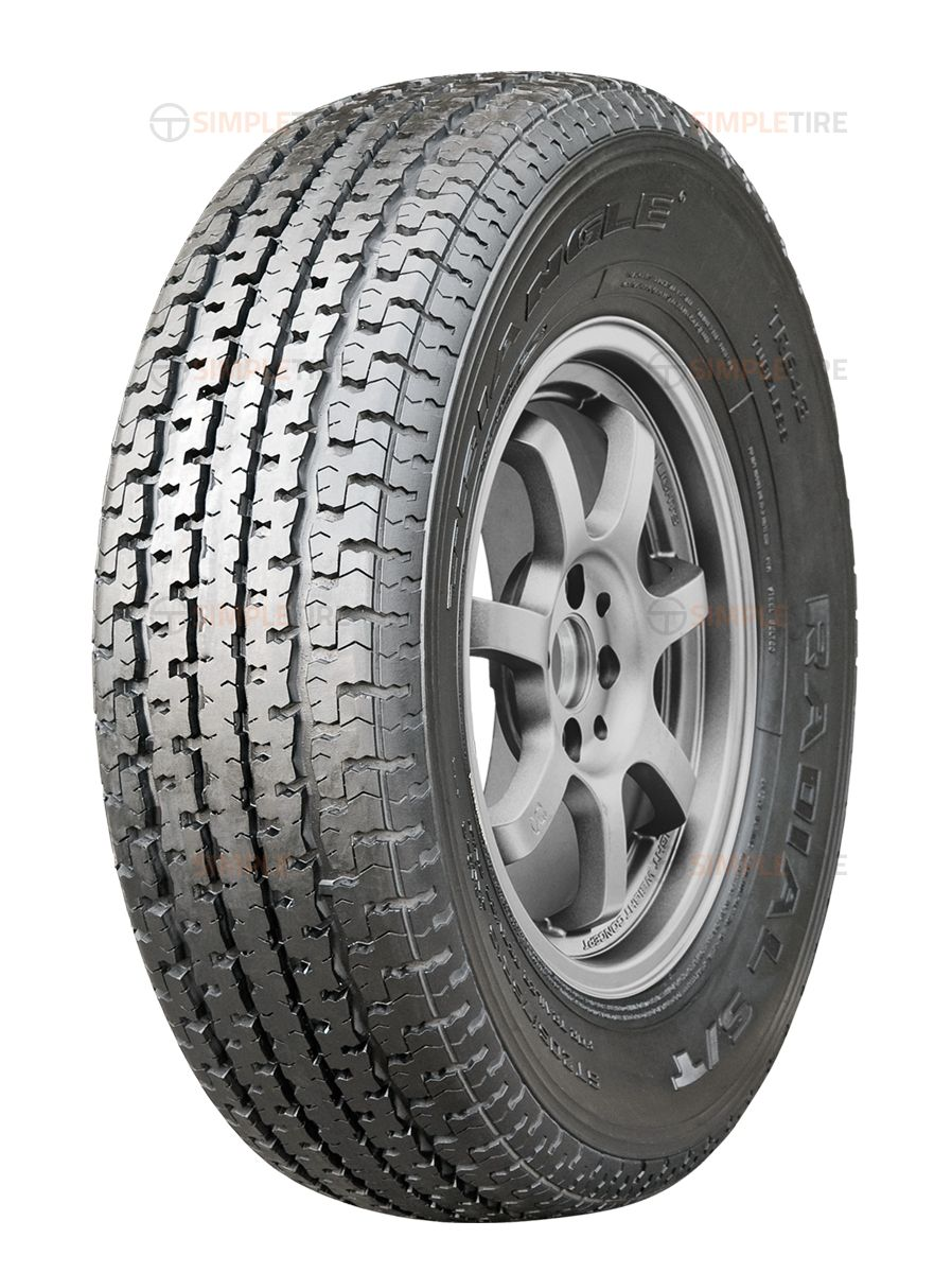 10146430810 235/80R16 TR643 ST Radial Triangle