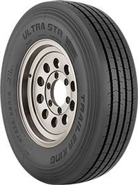 TKAS25G 235/80R16 Ultra STR Trailer King