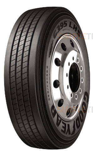 Goodyear G395 LHS Fuel MAX 295/75R-22.5 756817249