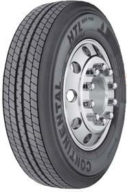 05310120000 255/70R22.5 HTL Eco Plus Continental