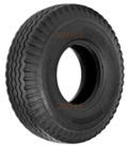 Specialty Tires of America Dyna Trac Industrial Rib- Tread A 5.70/--8NHS DC3AY