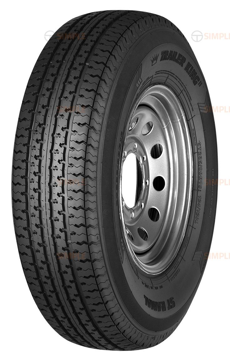 TKS13 175/80R13 Trailer King II Tire Kingstar